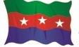 bandera de la parroquia