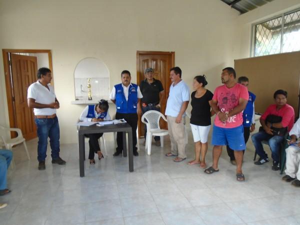 COMITE DE VEEDURIA CUIDADANA CASA DE VELACION BARRIO 27 DE JULIO